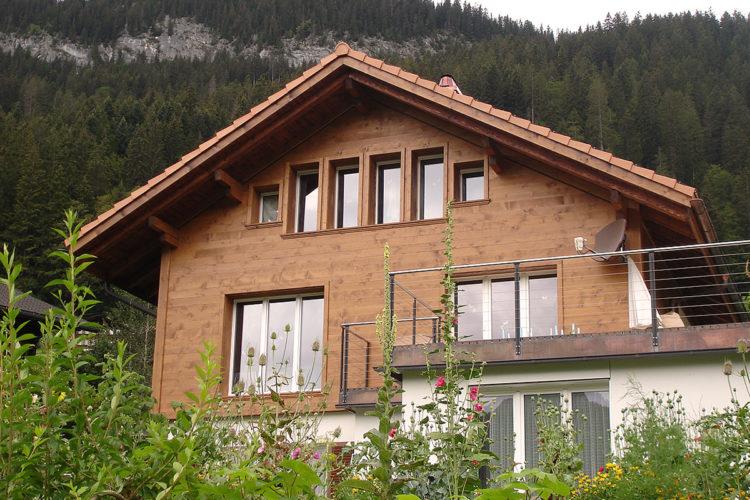 Fritz Dänzer  Boltigen - Fassaden - Bild 4