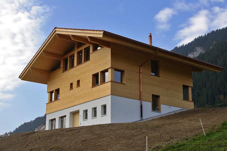 Fritz Dänzer  Boltigen - Fassadenbau