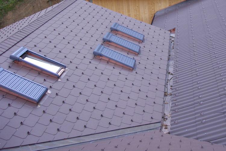 Fritz Dänzer  Boltigen - Dachfenster - Bild 4