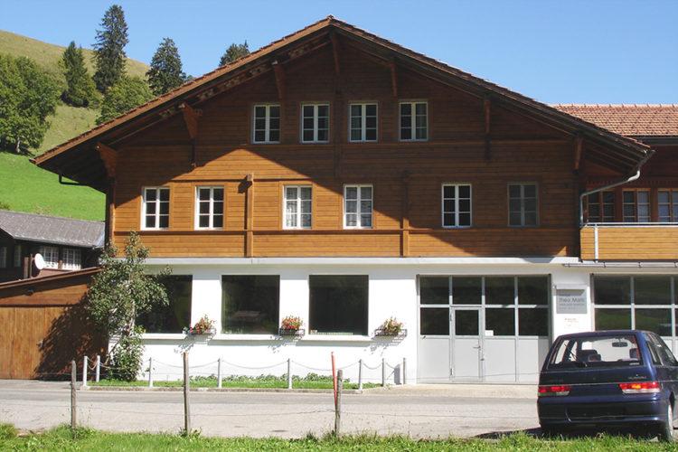 Fritz Dänzer  Boltigen - Fassaden - Bild 2